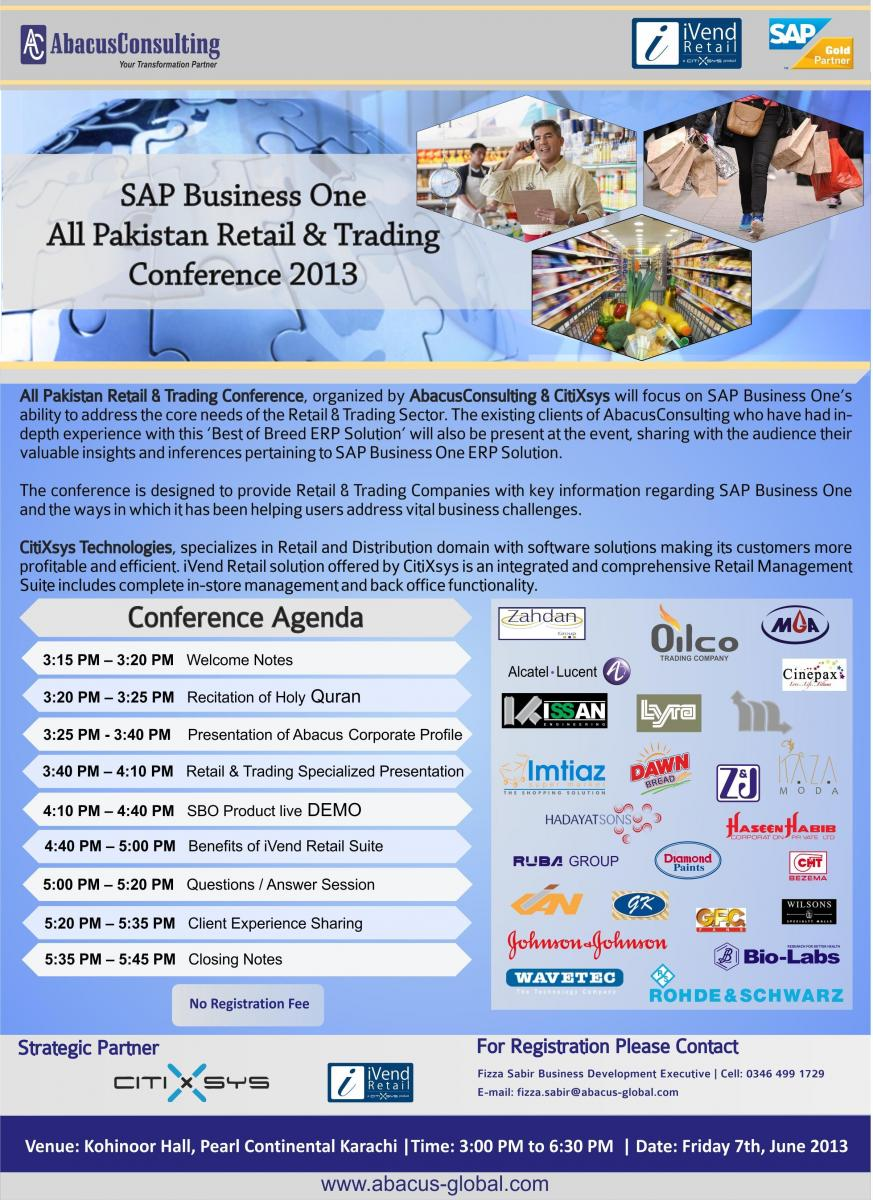 Retail&TradingCOnference2013