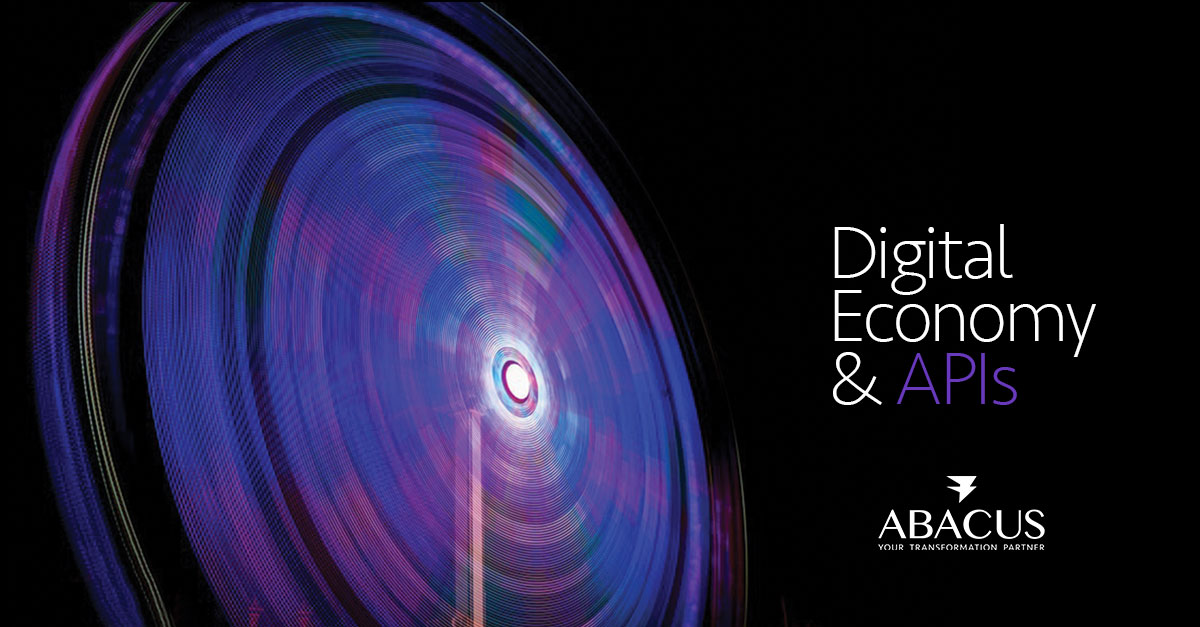 Digital Economy & APIs